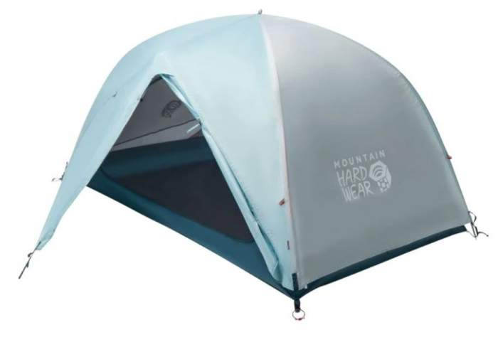 Mountain Hardwear Mineral King 2 Tent with Footprint.