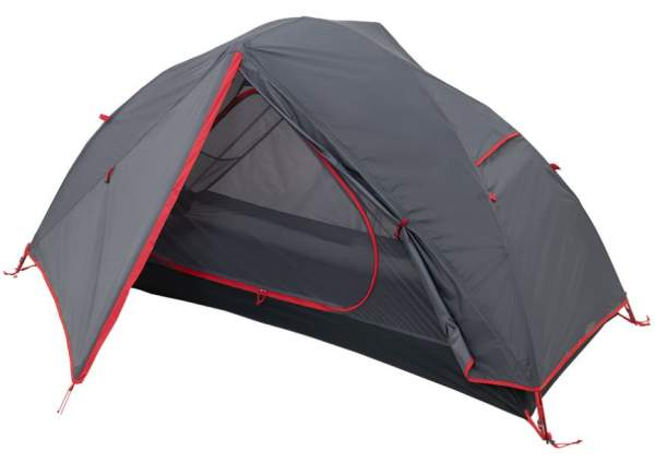 This is the ALPS Mountaineering Backpacking Tents Helix 1 Person.