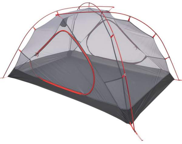 Here you have the 2-person tent without the fly.
