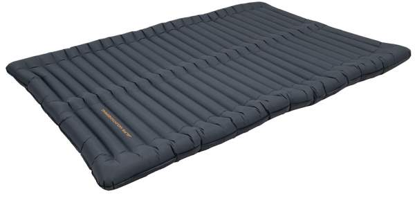 Double-wide ALPS Mountaineering Nimble Insulated Air Mat.