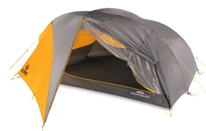 Klymit Maxfield 4 Person Tent.