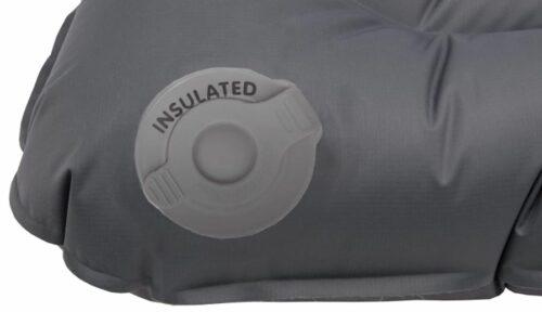 A low profile valve.