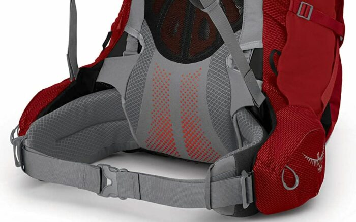 This is how lumbar padding should be designed.