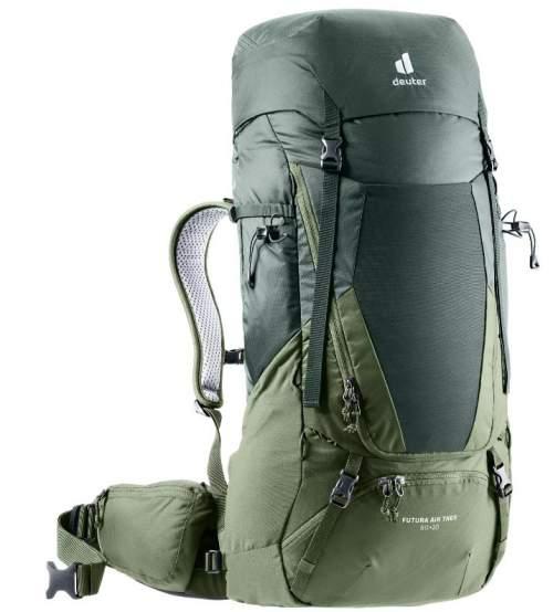 Deuter Futura Air Trek 50 + 10 Backpack for Men.
