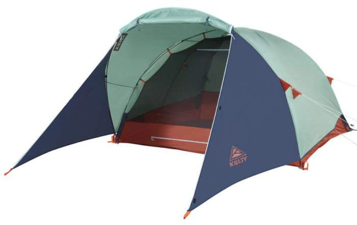 Kelty Rumpus 4 Person Tent.