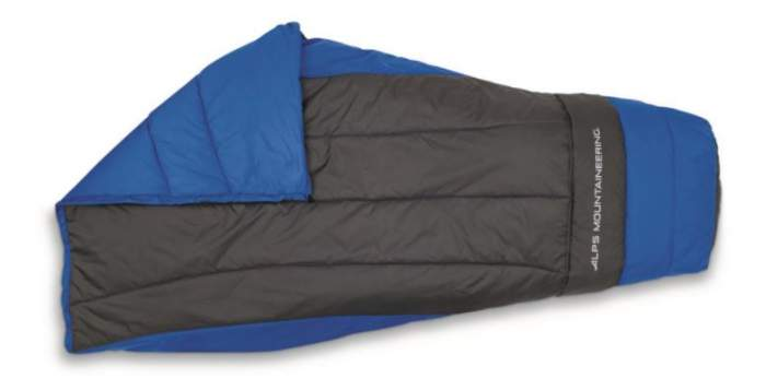 ALPS Mountaineering Radiance Quilt top view.