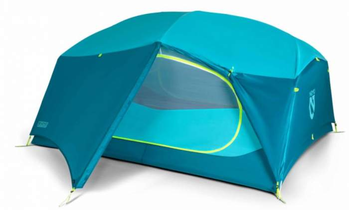 NEMO Aurora 3 Person Backpacking Tent