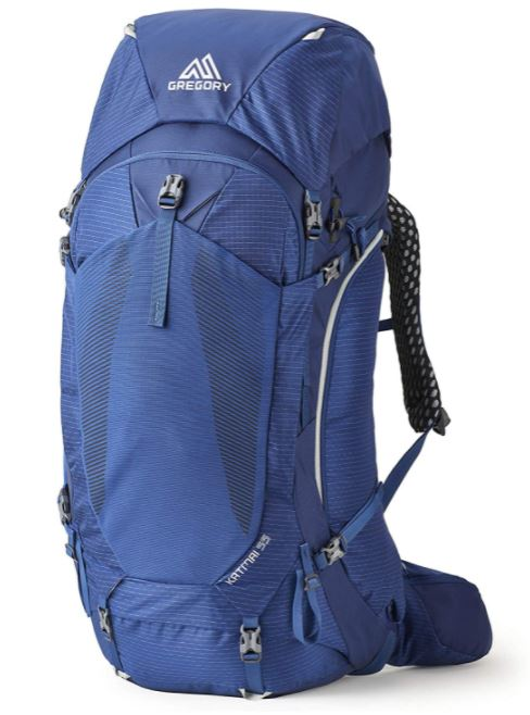 Gregory Katmai 55 Backpack for Men front view.